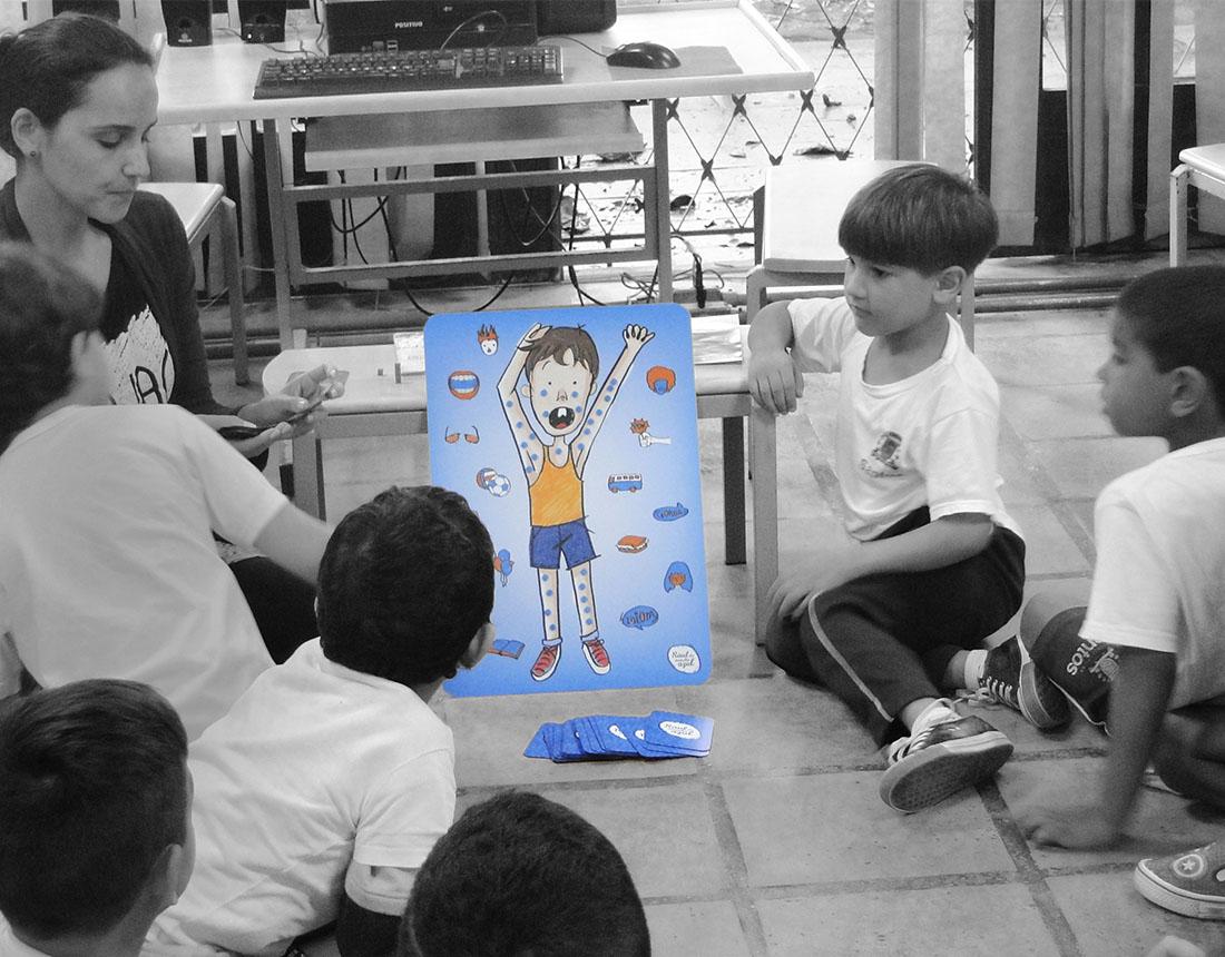 Jogo Raul da <br/> Mancha Azul