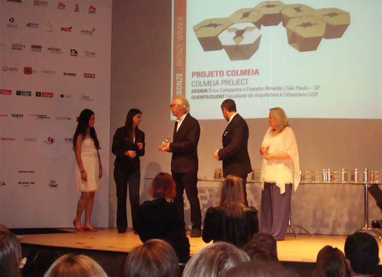 Premiação no IDEA Brasil