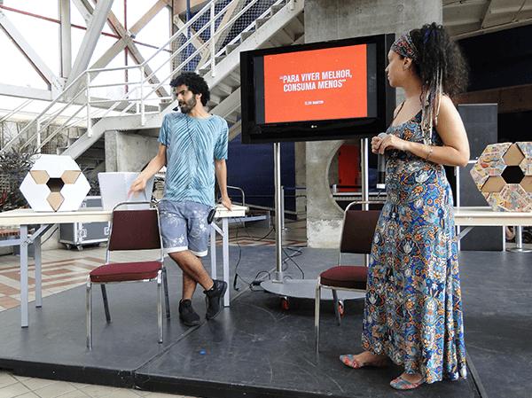 Palestra Design de Impacto Social - Estúdio E